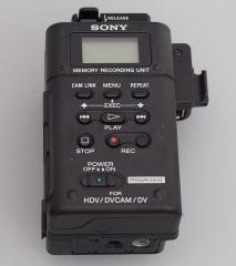 索尼 HVR-MRC1 内存记录器 高清HDV、DV摄像机记录单元
