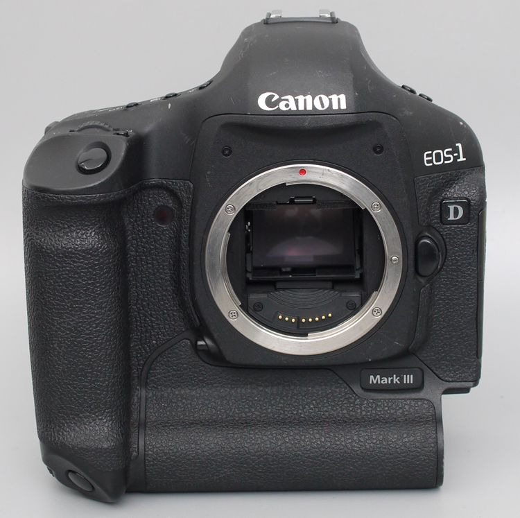 佳能 EOS 1D MarkIII 数码单反相机 功能正常