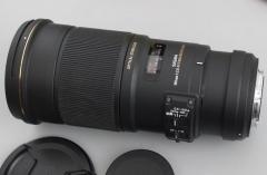 适马 180mm 1:2.8 APO MACRO DG HSM MA口自动镜头 防抖