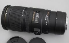 适马 70-200mm 1:2.8 APO DG HSM MA口自动镜头 防抖 小黑5代