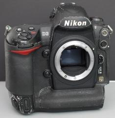 ②快门故障 尼康 D3 全画幅数码单反相机