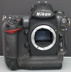 快门故障 尼康 D3 全画幅数码单反相机