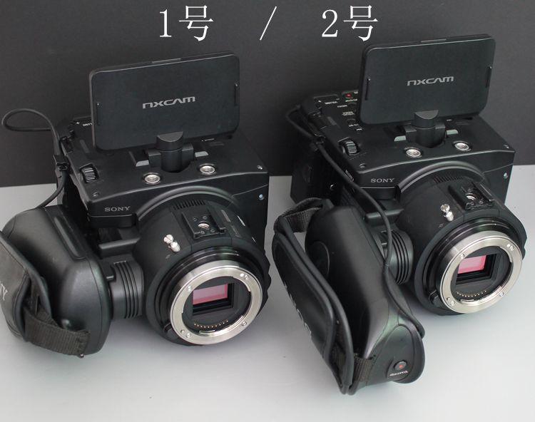 索尼 NEX-FS100C 高清数码摄像机 数字电影摄像机