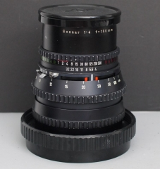 哈苏 1:4 f=150mm 中画幅镜头