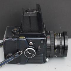 勃朗尼卡 碧浪之家 SQ-A 中画幅胶卷单反相机 1:3.5 f=50mm 镜头