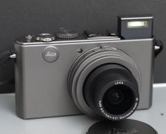 徕卡 D-LUX 4 经典复古CCD数码相机 钛合金版