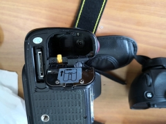 尼康D610+腾龙变焦头(70~200/F2.8)+竖拍手柄+腕带