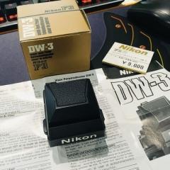 尼康腰平取景器DW-3