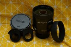 美能达AF 500 F8自动对焦折返镜头