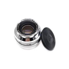 高颜值 福伦达 voigtlander IIa ULTRON 50/2 旁轴相机镜头 已改L39口