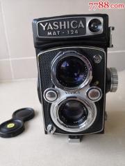雅西卡MAT-124双反相机