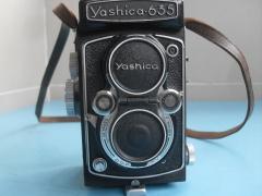 雅西卡635双反相机