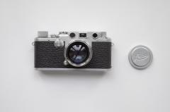 徕卡iiif 3f 红字版 50mm f2 summitar 缩头