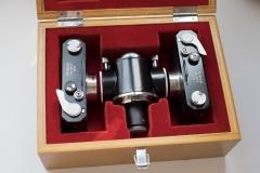 尼康显微镜相机两台 大全套 原厂木箱
