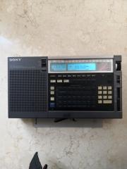 极漂亮的SONY   ICF-2001D高级收音机