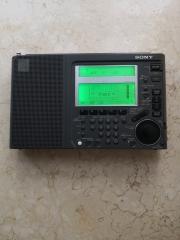 sony icf-sw77索尼经典顶级旗舰收音机
