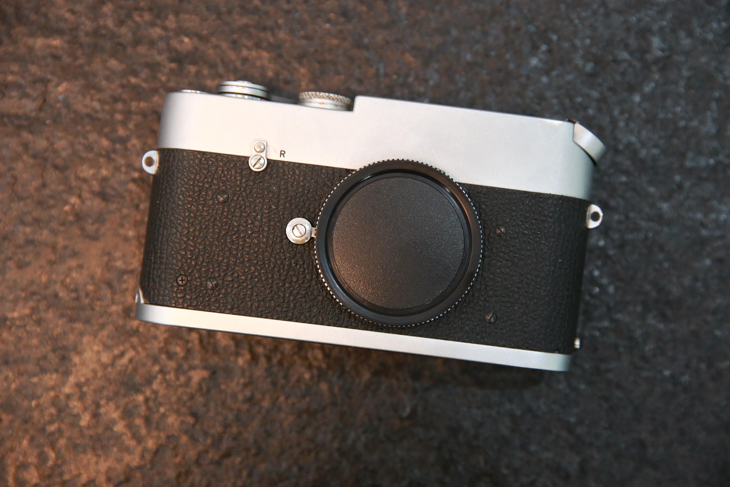 徕卡MDa M口 估焦胶卷相机
