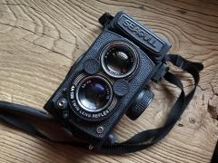 海鸥双反相机4A-109