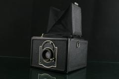 18265---罕见的KW REFLEX BOX  6X9单反相机