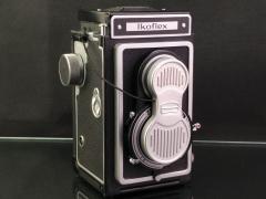 20053---极品成色ZEISS IKOFLEX双反相机