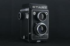 20070--罕见极品成色波兰产双反相机