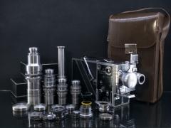 21011--古典美的典范 KODAK16mm摄影机一大套