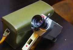 950元LEICA徕卡电影机 8SV,成色良好,功能状态正常,原厂皮箱