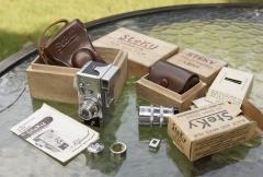 Steky IIIA 一身两头连木盒全套。