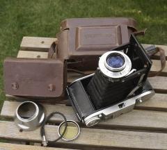 BESSA I(SKOPAR)连光罩和滤镜