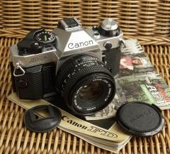 Canon AE-1p套机