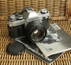 Canon AE-1套机