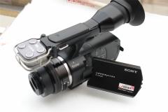 Sony/索尼 NEX-VG30EH 高清摄录机 VG30 16-50电动镜头98新好成色