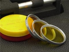 尼康 L39口 50/3.5镜头 原厂滤镜 Nicca 40.5 黄镜 橙镜
