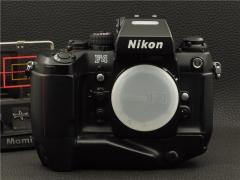 专业单反 尼康 Nikon F4s & 数据背 & MB-21 美品