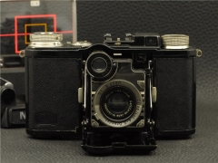 战前蔡司 Zeiss Ikon Super Nettel 稀少美品
