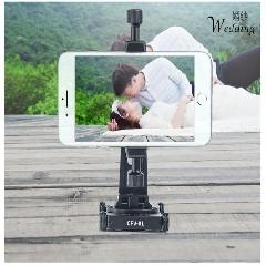 Sunwayfoto手机专用铝合金摄影小车低重心支架视频四轮无需轨道