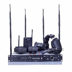 惟侒特MDS-240数字无线600米全双工双通道八路 四路内部导播通话