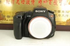 索尼 a350 数码单反相机 1420万像素CCD传感器家用入门