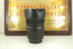 佳能口 适马 12-24 F4.5-5.6 II HSM 二代 全画幅超广角 单反镜头