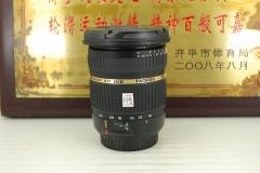 佳能口 腾龙 10-24 F3.5-4.5 B001 超广角 单反镜头 非全画幅机身使用