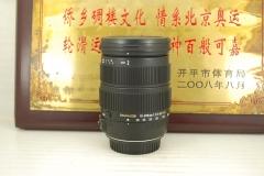 98新佳能口适马18-200 F3.5-6.3 OS HSM单反镜头防抖旅游一镜走天下