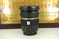 佳能口 腾龙 10-24 F3.5-4.5 B001 超广角 单反镜头 非全画幅