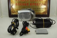 97新 Canon/佳能 DC230 DVD光盘摄像机 家用录像机 电子防抖 复古