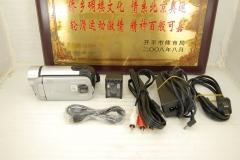 97新Canon/佳能 LEGRIA FS405 数码摄像机 DV录像机 41X变焦 防抖