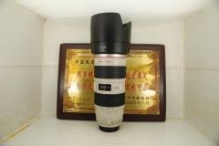 佳能 70-200 F2.8L IS 小白防抖 单反镜头 白色红圈 全幅专业牛头