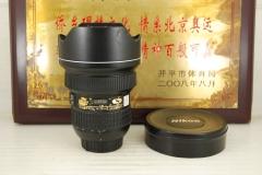 尼康 14-24 F2.8G 大灯泡 单反镜头 全幅恒圈超广角星空风光