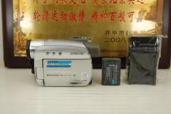 Sony/索尼 DCR-HC46E 摄像机 Mini DV磁带卡带录像机 复古收藏