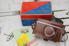 苏联 俄罗斯 超稀有 纯早期 列宁格勒 完美成色 大全套 相机