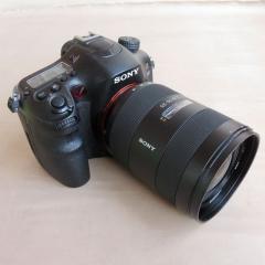 索尼 a99全画幅单反相机16-35mm镜头