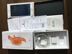 带原包装盒的三网4G国行16G苹果6SP